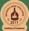 Leder Certificazione Bruxelles Beer Challenge
